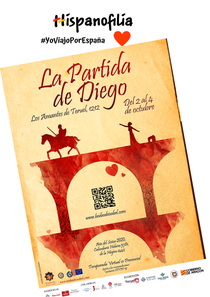 Viajes culturales por España que nos permiten sumergirnos en eventos como la Partida de Diego en Teruel