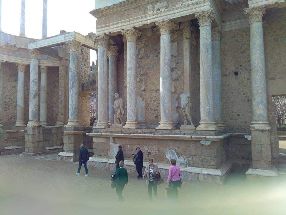 Viajes culturales Merida Romana
