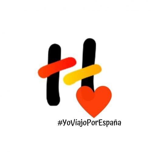 logo corto de viajes culturales por españa hispanfilia