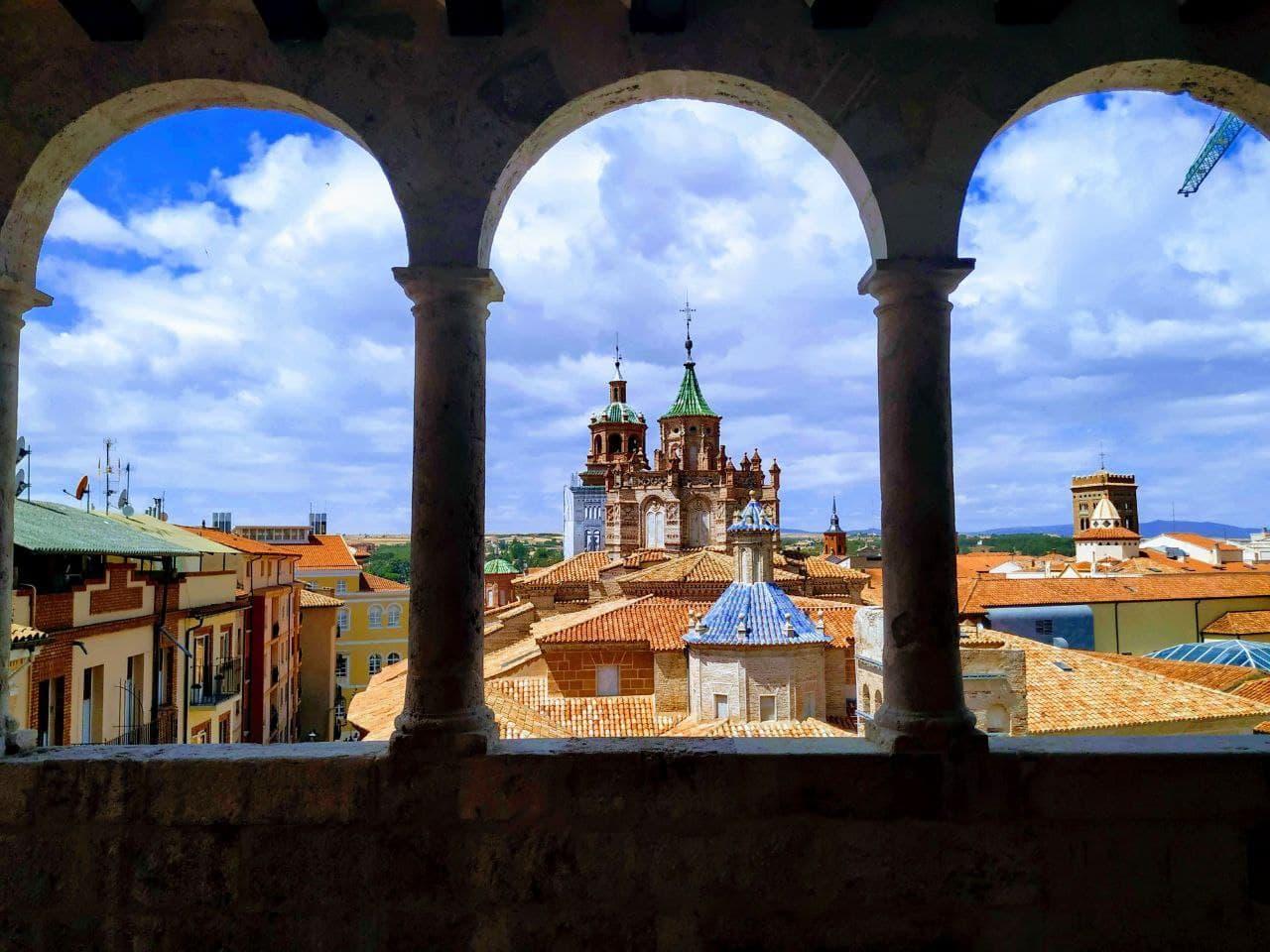 Desde Madrdi a Teruel